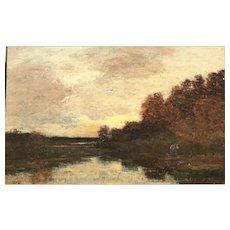 J. Francis Murphy 19th C. Painting