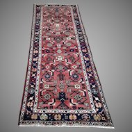 Early 20th C. Persian Hamadan Rug