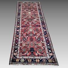 Early 20th C. Persian Hamadan Rug