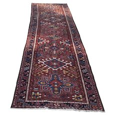 20th C. Persian Karajeh Rug
