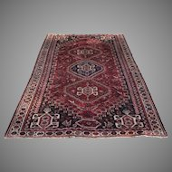 20th C. Persian Shiraz rug