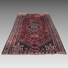 20th C. Persian Shiraz rug