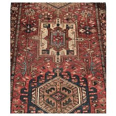 Early 20 C. Persian Karajeh Rug