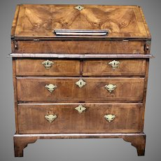Early 18th C. British Desk