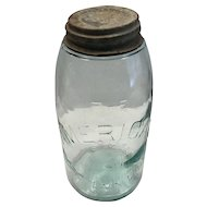 19th C. Canadian Fruit Jar
