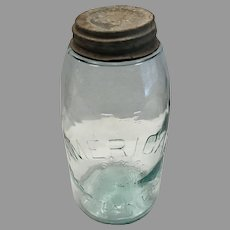 19th C. Canadian Fruit Jar