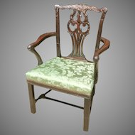 18th C. British Chippendale Chair