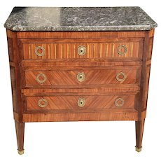 19th C. Diminutive French Commode
