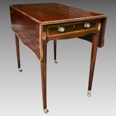 C. 1800 British Pembroke Table