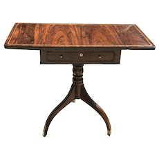 Mid 19th C. British Side Table