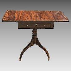 Mid 19th C. British Side Table