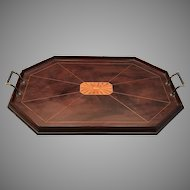 Early 20th C. American Serving Tray