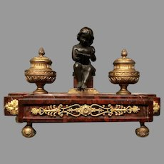Early 19th C. French Inkwell