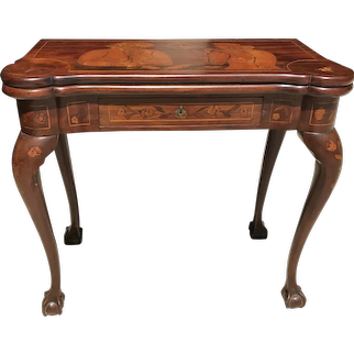 C. 1860 British Games Table