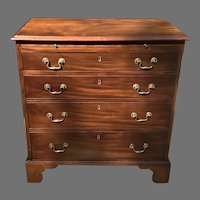 18th C. George III period Chest of Drawers