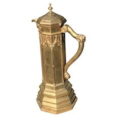 19th C. European Flagon