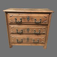 Diminutive 18th c French Commode