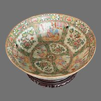 Mid 19th C. Chinese Porcelain Bowl
