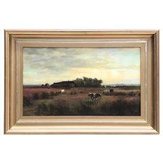 19th C. Scottish Oil Painting