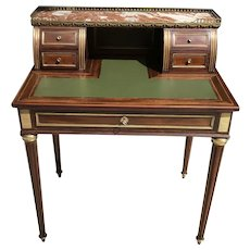 19th C. French Louis XI Style Desk
