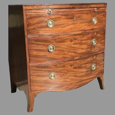 C. 1790 George III Chest of Drawers