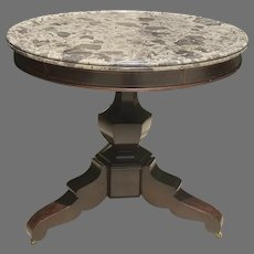 American Classical Period Center Table