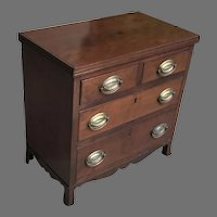 Early 19th C. American Miniature Chest