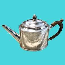 18th C. Hester Bateman Sterling Teapot