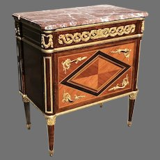 C. 1830 Petite French Commode