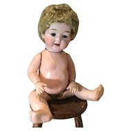 "C. 1915 MB Character Baby in 16"" Size"