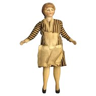 Early 20c. Doll House Mom or Maid