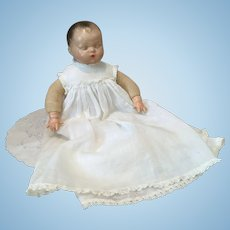 Madame Alexander Sleeping Composition Baby Doll 12""