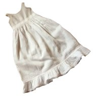C.1900 Baby Doll Christening Slip