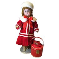 "24"" German Holiday Doll #63"