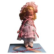 NASB Spring Time Little Girl Doll
