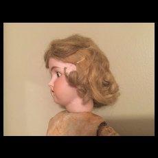 Vintage Dark Blond HH Doll WIg