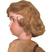 Vintage Dark Blond HH Doll WIg