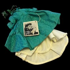 C.1950s Mdme Alex Shari Lewis Outfit and Tag