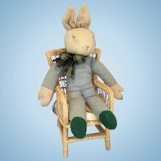 Folky All Wool Loved Bunny