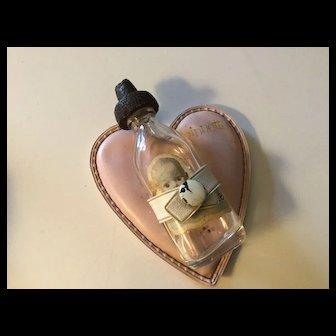 Vogue Ginnette Baby Bottle and Bottle Holder