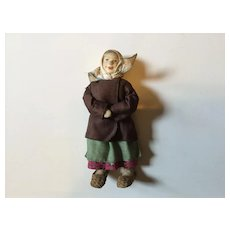 Soviet Union Stockinette Doll
