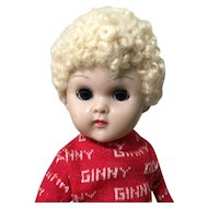 Vogue Gym Kids #6031 ML SLW Ginny Doll