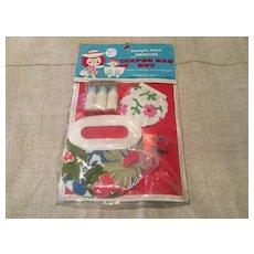 C.1960 OSS Diaper bag Set for Ginnette and Friends