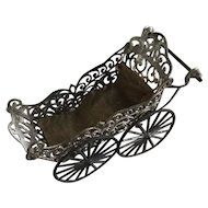 C.1893 Soft Metal Doll House Carriage possible B. Schwiezer