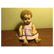 Spring Time Baby Doll Dress for DyDee or Tiny Tears