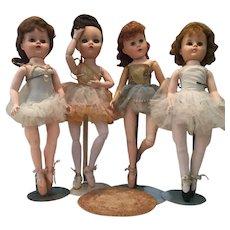 Reserved for P— Dollikin Ballerina + 3 More