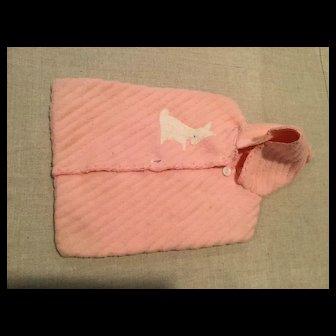 Dear Soft Pink Baby Doll Bunting-Tiny Tears, DyDee Baby
