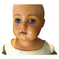 Rare Kid Body Celluloid Kammer & Reinhardt #255
