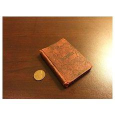 """Dear Dolly/Child """"Philomena"""" Book, 19c."""