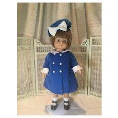 1994 Re-issue Effanbee Patsy Joan Doll
